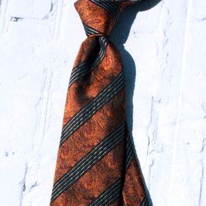 J.Z. Gallery Silk Tie